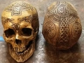 The Celtic Skull